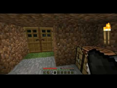 Minecraft Rehber 1.Bölüm İlk Gece Hayatta Kalma