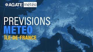 Météo Île-de-France du 24 mai 2019