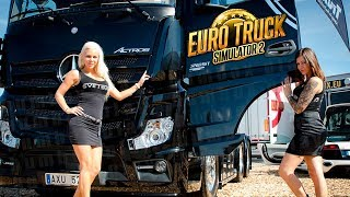 Euro Truck Simulator 2 Multiplayer ОТ ДУШИ ETS 2 MP ДАЛЬНОБОЙ