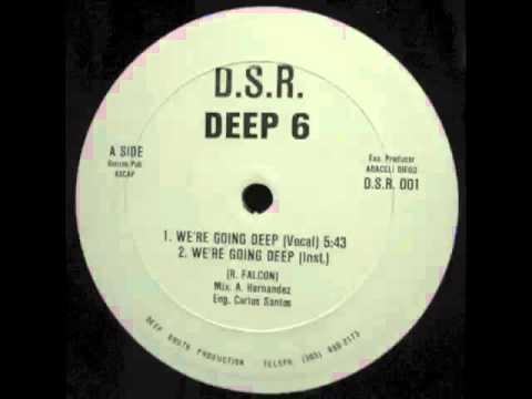 Deep Six - We're Going Deep (Inst.)