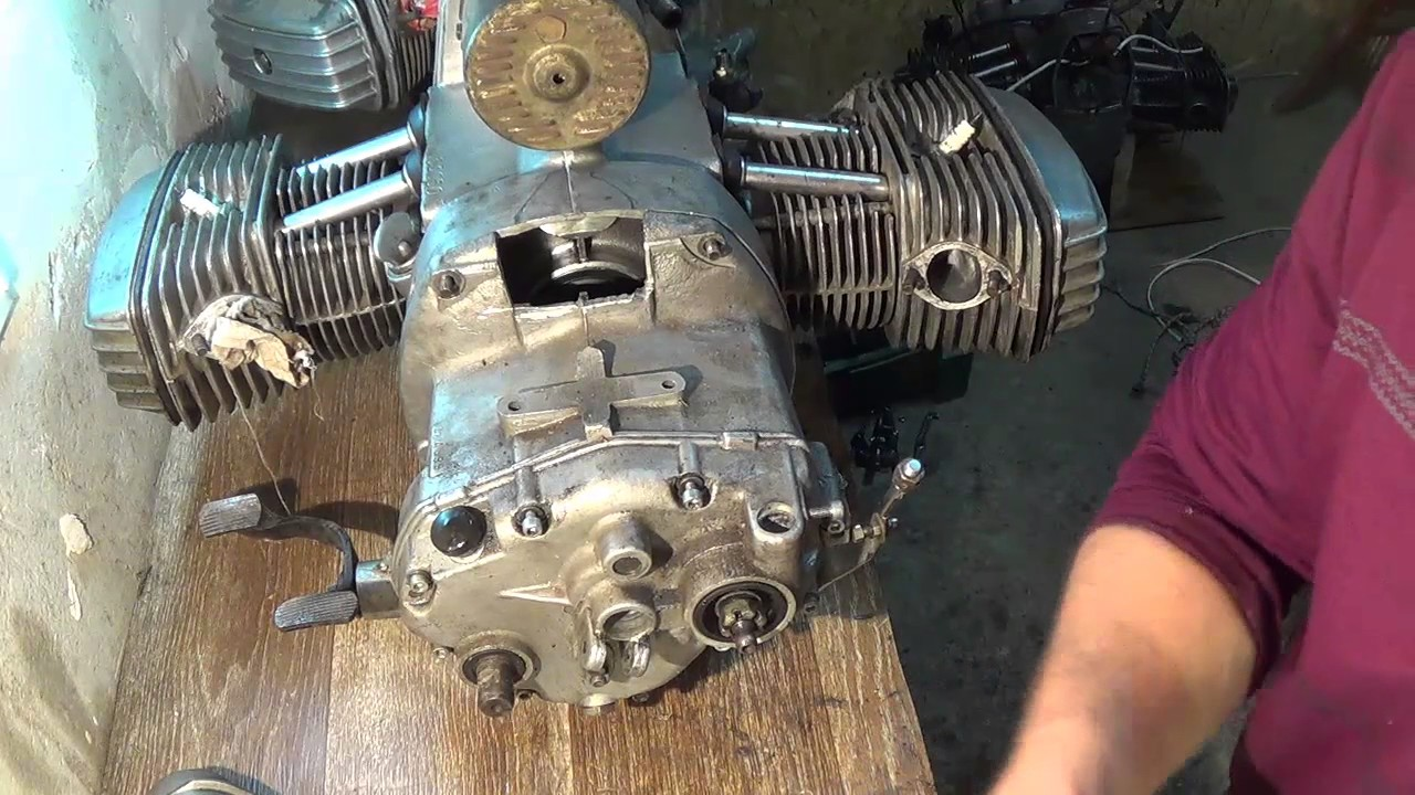 Стартер мотоцикла урал своими руками фото 76