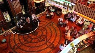 Costa Pacifica - Welcome Atrium