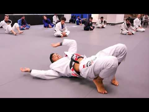 Solo Guard Retention Warm up Drills for Jiu-Jitsu /Flexibility- Cobrinha