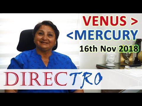 Venus Direct, Mercury Retrograde TODAY: Remember the Mantra - Haste Makes Waste