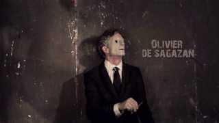 Olivier de Sagazan   Vanguardia