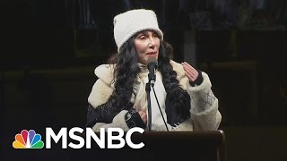 Cher On The Resistance To