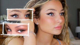 fox eyes makeup - bella hadid who?? 😩