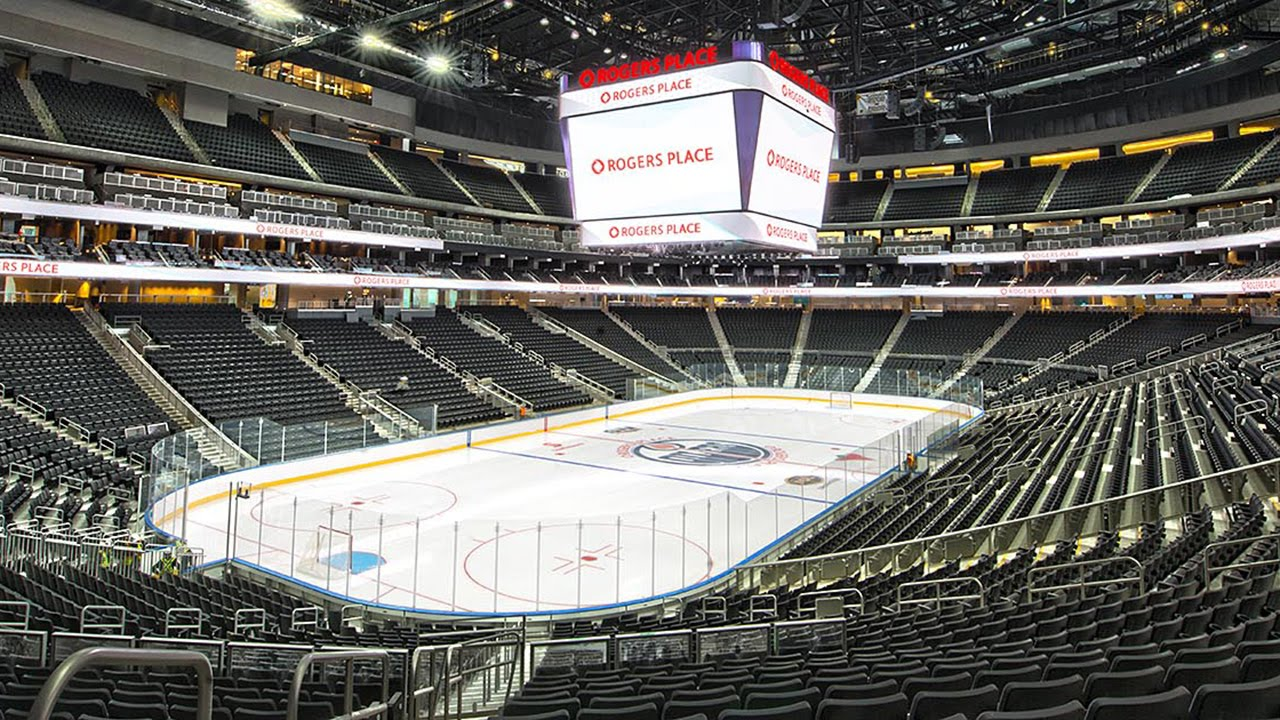 Welcome To The New Era Welcome To Rogers Place Rogers Place
