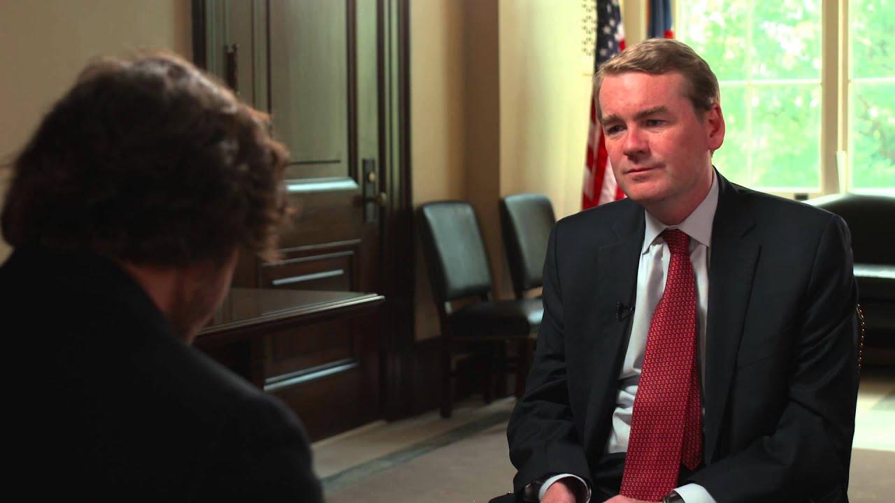 Quinn Interviews Senator Michael Bennet