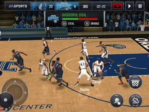 Timberwolves vs Magic NBA live