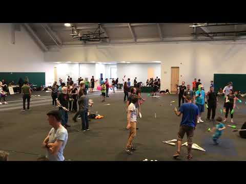 Saturday Gym Game of Throws January 2018