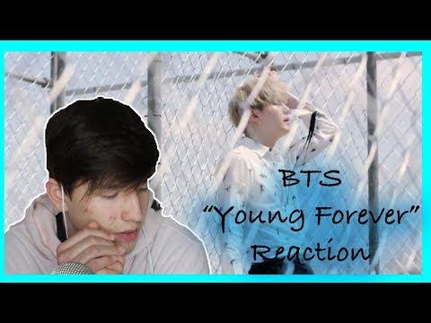 Amazing. | [MV] BTS(방탄소년단) _ EPILOGUE : Young Forever REACTION |