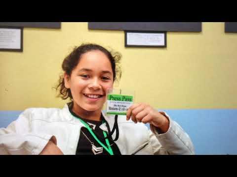 San Luis Rey Elementary School JA BizTown Experience