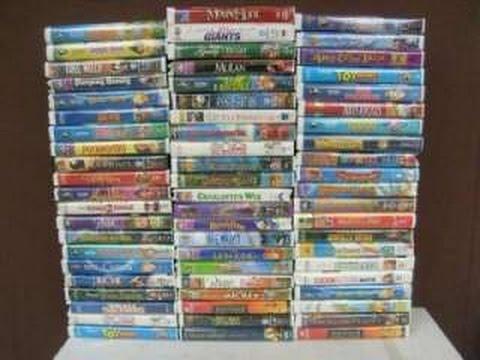 Movies Tv Vhs Kids Family Sesame Street