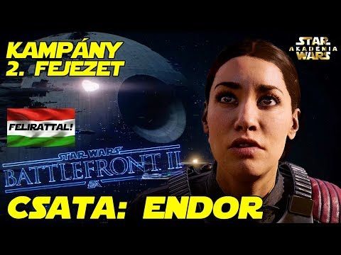 Végigjátszás 2. rész: Az Endori csata - Star Wars Battlefront II | Star Wars Akadémia thumbnail