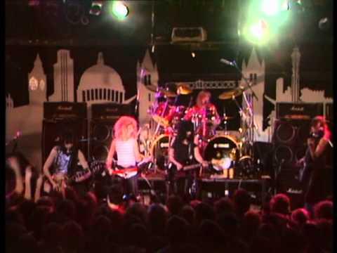 Hit and Run - Girlschool -  Live 1984 (Running Wild Tour)