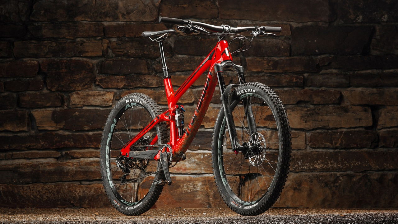 4ab97c592ae Transition Scout Carbon Review – 2017 Bible of Bike Tests - YouTube