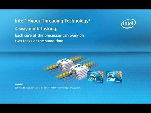 Intel Hyper Threading Performance Enabled VS Disabled/60FPS