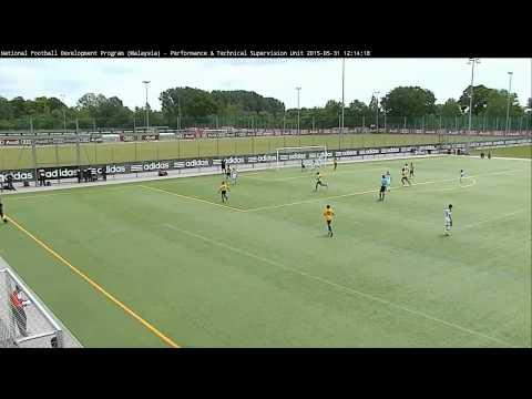 Malaysia U13 3-0 FC Ingolstadt 04 U13