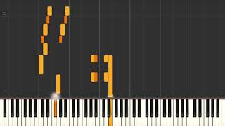 The Pink Panther (Henry Mancini) - Piano tutorial