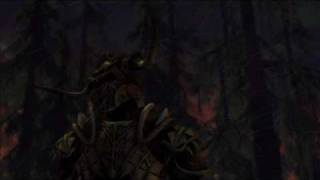 Dragon Age: Origins Endless Waves of Hurlocks Looped
