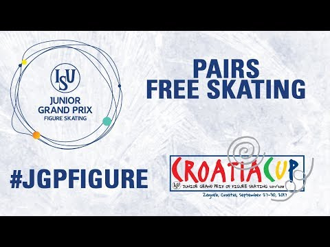 Pairs Free Skating - Zagreb 2017