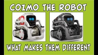 Cozmo the Robot   What Makes Them Different?   Episode #64   #cozmoments