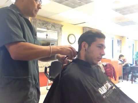 Videos de cortes de pelo para hombres