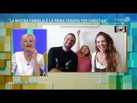 Oggi 09/06/2020 nella puntata di TV2000. Christian,Lester e Dayma .Autismo.