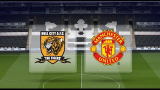 Manchester United Vs Hull City - Week 13 - Match Highlights 2014/15