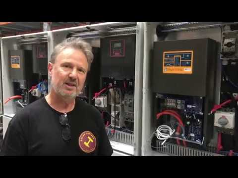 Super Capacitor Hybrid Energy Storage System