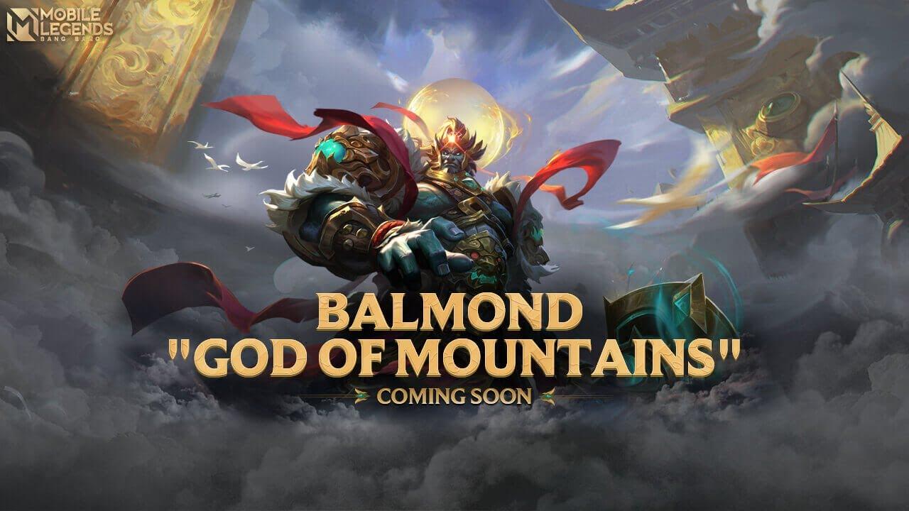 Balmond Grand Collection Skin | God of Mountains | Mobile Legends:Bang Bang