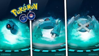 La MEJOR EVOLUCIÓN de BELDUM METANG METAGROSS +3000 PC en Pokémon GO [Keibron]
