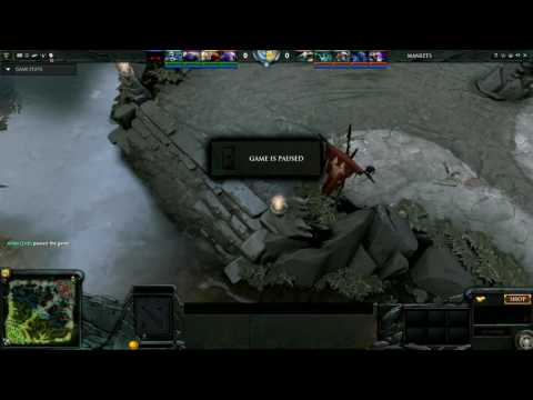 MVN vs. MANLETS, game 3, Northern Europe + Post CIS Qualifier