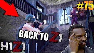 ErycTriceps Z1 facecam! Throwback to Z1! H1Z1 - Oddshots & Funny Moments #75