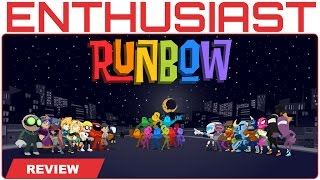 Runbow Review for Wii U - Nintendo Enthusiast