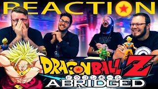 Video DragonBall Z Abridged Movie: BROLY REACTION!! TeamFourStar download MP3, 3GP, MP4, WEBM, AVI, FLV Juli 2018