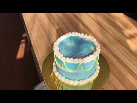 *Tiny BB8 Cake* Ashley Shotwell Cakes