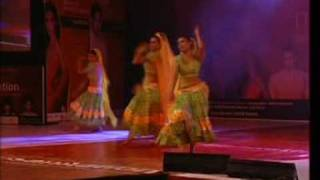 Indian Folk Dance perform by Zenith Dance Troupe