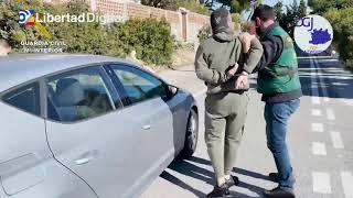 Detenido en Granada uno de los mayores narcotraficantes de Bélgica reclamado por su país