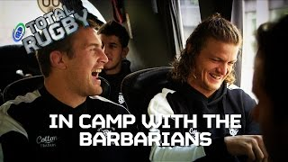 Get behind the scenes with the legendary Barbarians