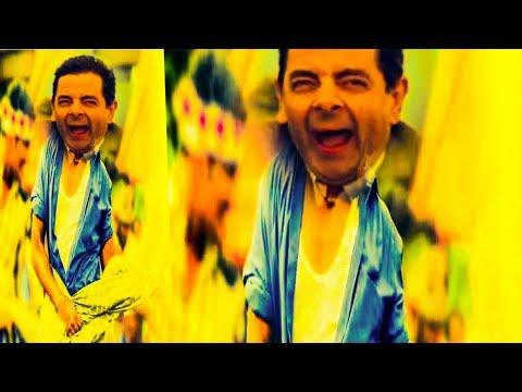MR.Bean Dancing on Mayadari Maisamma song with piano beat