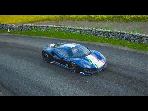 Forza Horizon 4 - Ferrari 488 Pista   Gameplay - YouTube