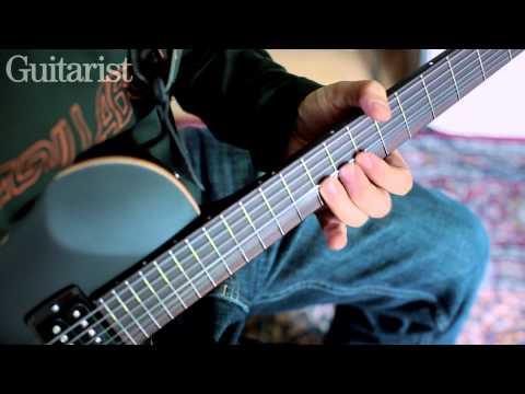 Vigier GV Rock electric guitar review demo