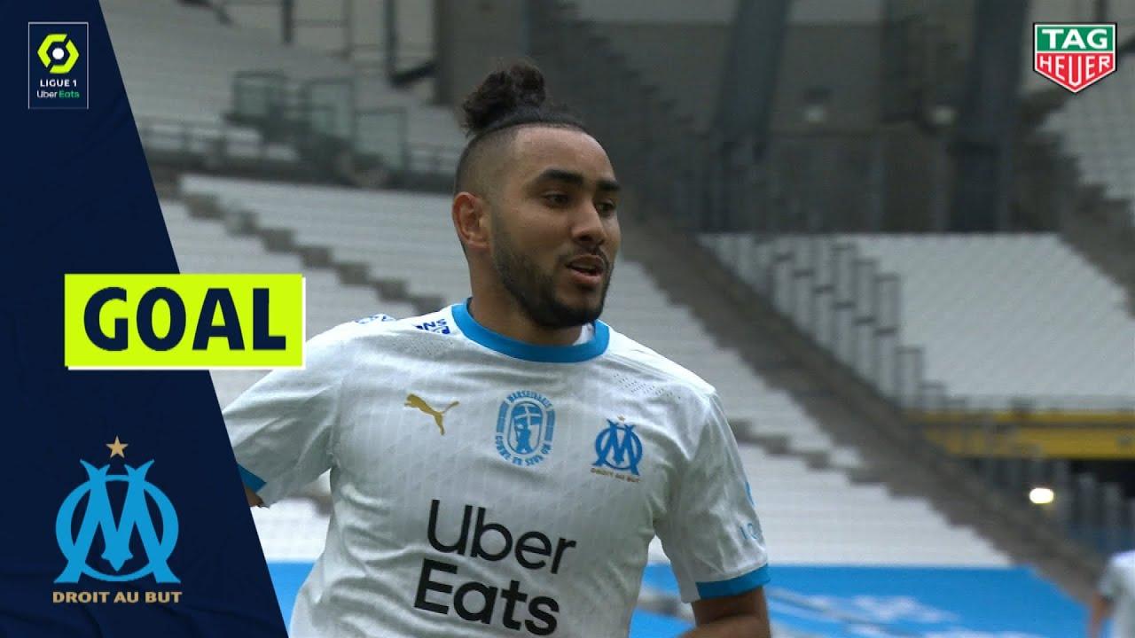 Goal Dimitri PAYET (53' - OLYMPIQUE DE MARSEILLE) OLYMPIQUE DE MARSEILLE - FC LORIENT (3-2) 20/21