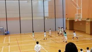 Publication Date: 2019-02-19 | Video Title: 港島東小學學界男子籃球2019分組賽 漢華小學(白衫)vs嘉