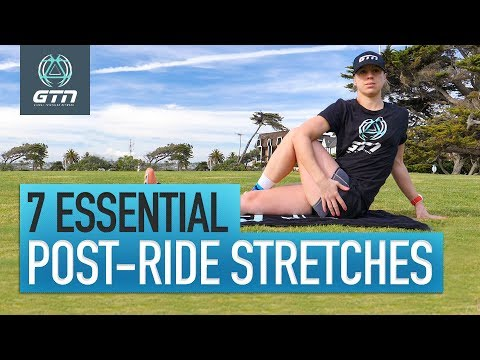 Top 7 Essential Stretches For Cycling | Post Bike Recovery Routine