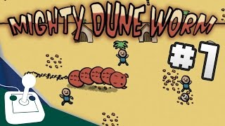 Ludum Dare 33 - PART 1 - All Hail The Mighty Dune Worm!