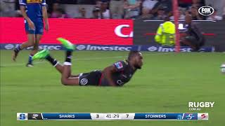 2018 Super Rugby Round 10: Sharks vs Stormers