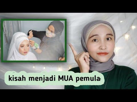 Cerita Menjadi MUA Pemula//profesional Privat Make Up